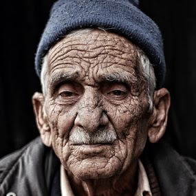 Old Age by Sheraz Mushtaq - Digital Art People