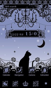How to download Gothic-Starry Sky, Black Cat- 1.0.1 unlimited apk for android