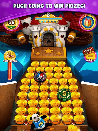 Carnival Gold Coin Party Dozer