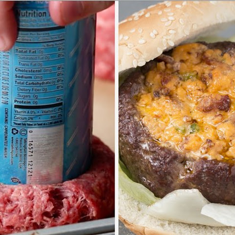 5. Cheddar Bacon Ranch Bowl Burgers