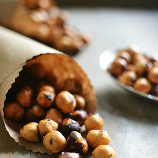 Roasted Spiced Hazelnuts Recipes