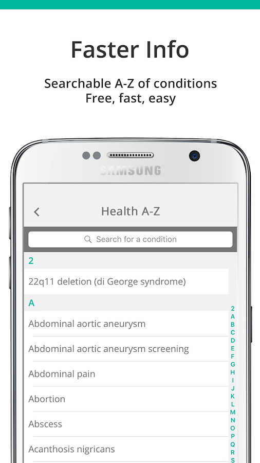 Your.MD, Free Symptom Checker Screenshot 4