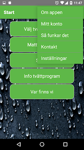 iWASH Norrköping - screenshot