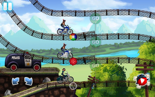 Bike Racing Show: Stunt & Drag For PC