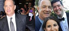 "Tom Hanks ""wedding crash"""