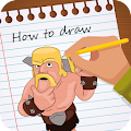 Draw Clash of Clans APK for Bluestacks