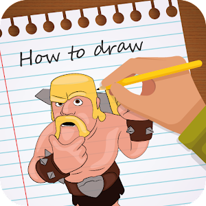APK App Draw Clash of Clans for iOS