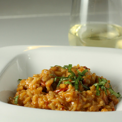 Super Tomato Risotto