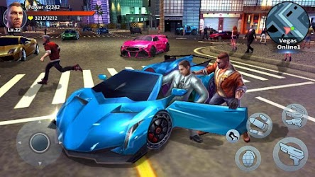 Auto Theft Gangsters Mod 1.13 Apk [Unlimited Money] 1