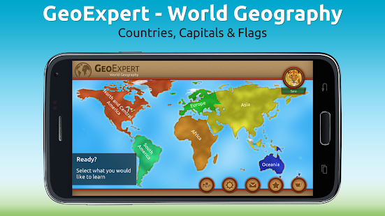 GeoExpert - World Geography- screenshot thumbnail