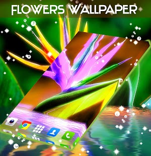 Flowers Wallpaper - screenshot