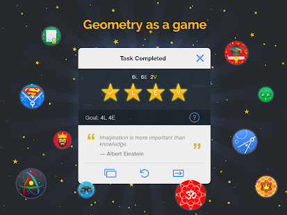 Game Euclidea apk for kindle fire
