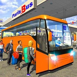 Coach Bus Driving Simulator 2018 For PC (Windows & MAC)