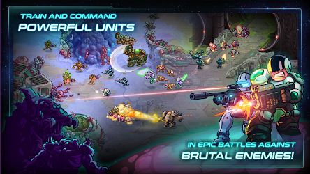 Iron Marines v1.1.0 APK 1