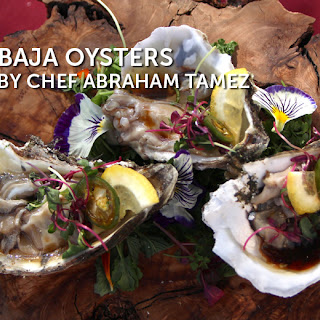 Baja Oysters