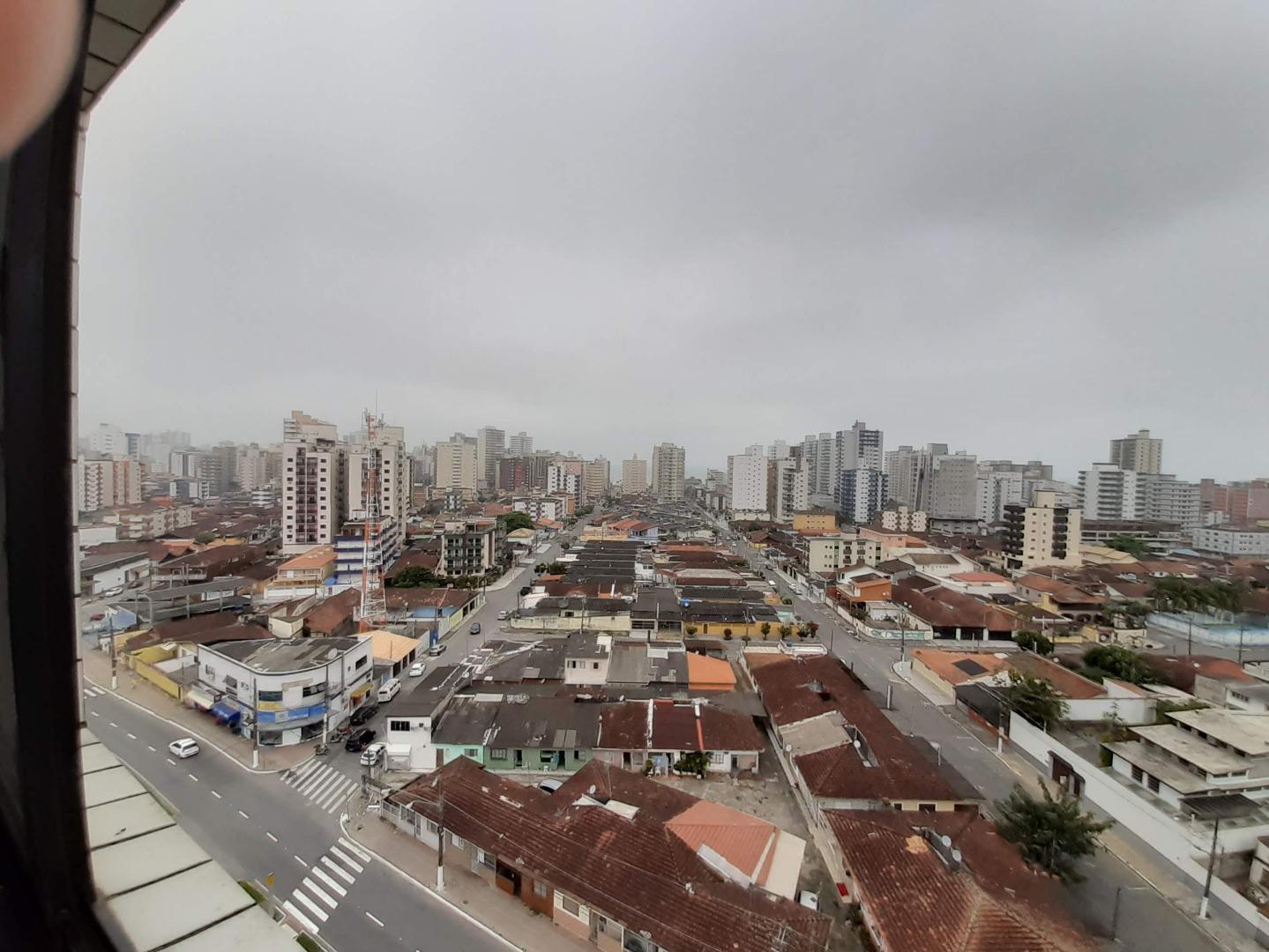 Kitnet com 1 dormitório para alugar, 40 m² por R$ 900,00/mês - Tupi - Praia Grande/SP