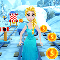 , Princesa de gelo do metrô For PC (Windows And Mac)