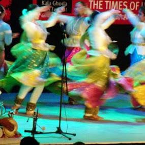 Dance by Hanif Tadvi - Mixed Media All Mixed Media (  )