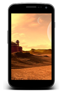 Tatooine Desert Wallpaper- screenshot thumbnail