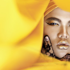 yellows by Matt Buvvart - People Fashion