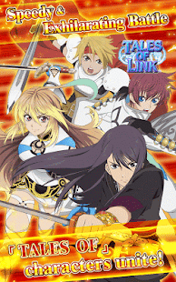 TALES OF LINK Mod (God Mode) v1.9.5 APK