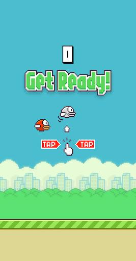 New Happy Bird screenshot 2