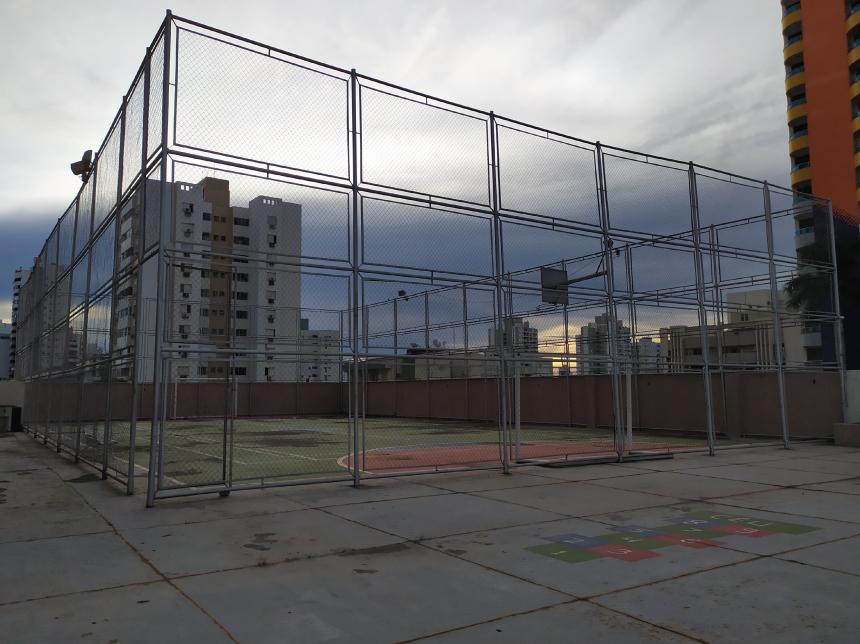 Quadra Poliesportiva - Condomínio