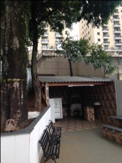 Apartamento com 2 dormitórios para alugar, 60 m² por R$ 1.100/mês  Rua Professor Celso Quirino dos Santos, 112 - Vila São Francisco - São Paulo/SP
