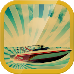 Turbo Boat Racing Game