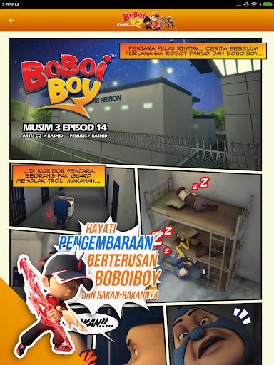 BoBoiBoy On-the-go