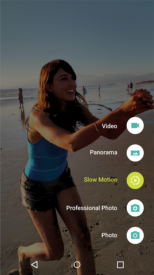 Moto Camera Screenshot 1