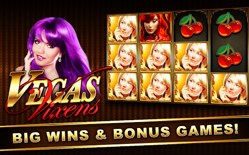 Slots Vegas Vixens Casino - screenshot