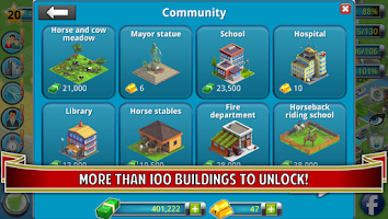 Screenshot of City Island 2 - Building Story