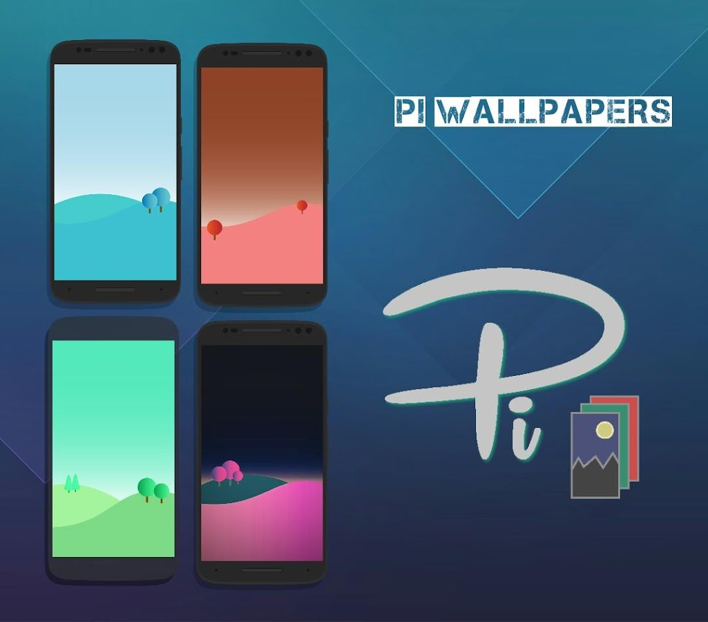 pi wallpapers  Screenshot 3
