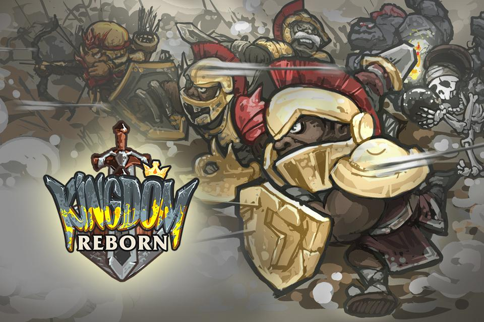 Kingdom Reborn - Art of War Screenshot 0