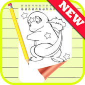 App Coloring Apps for PokeMonster Fans APK for Windows Phone