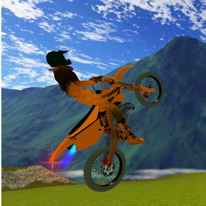 Motocross Alpin Simulator