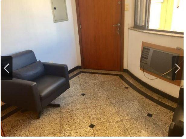 Sala à venda, 85 m² por R$ 170.000 - Centro - Santos/SP