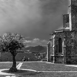 iglesia de Castro-Urdiales by Roberto Gonzalo Romero - Buildings & Architecture Places of Worship ( church, iglesia, castrourdiales, cantabria )
