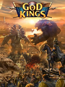 God Kings APK screenshot thumbnail 1