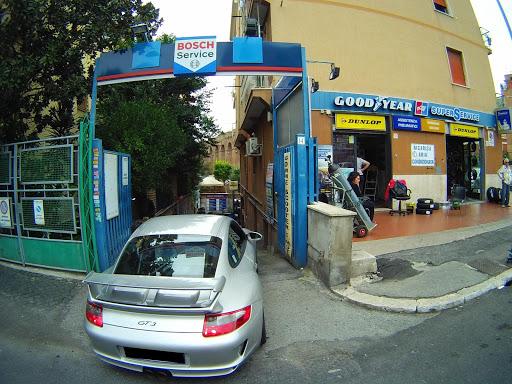 sede: Serani Motorsport e succursale: Serani Roberto
