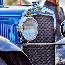 Chrysler Imperial by John Torcasio - Transportation Automobiles ( phaeton, chrysler, sedan, imperial, roadster )