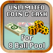 App Coin Cash Of 8 Ball Pool Prank APK for Kindle