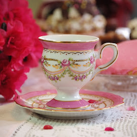 Cookies and tea by Brenda Shoemake - Food & Drink Candy & Dessert