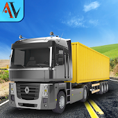 American Heavy Truck Simulator APK for Ubuntu