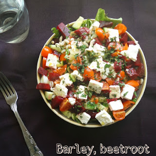 Barley Salad With Feta Recipes