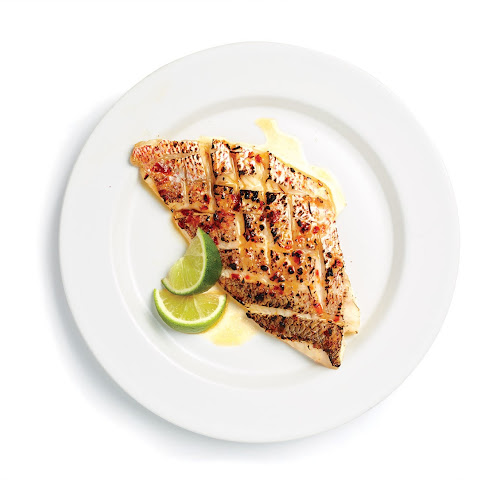 Red Snapper with Sambal