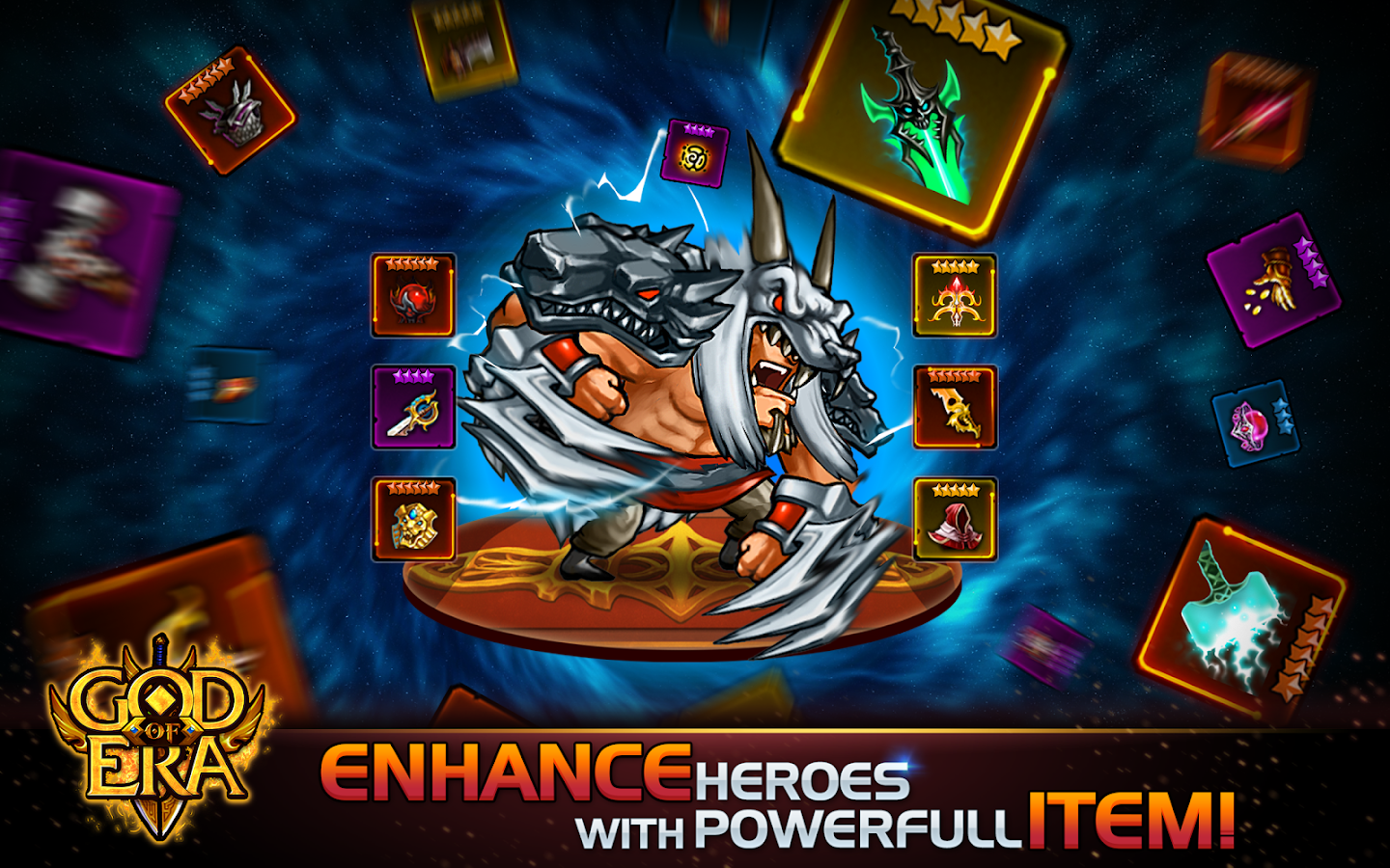 God of Era: Heroes War (GoE) Screenshot 12