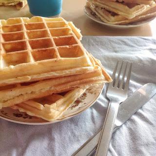 Plain Waffles Recipes