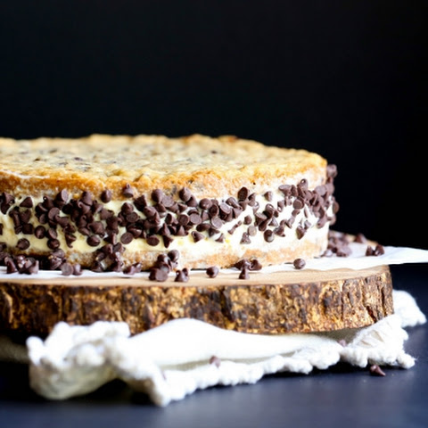 Chipwich Ice Cream Cake